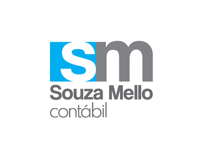Identidade Visual Souza Mello Contábil
