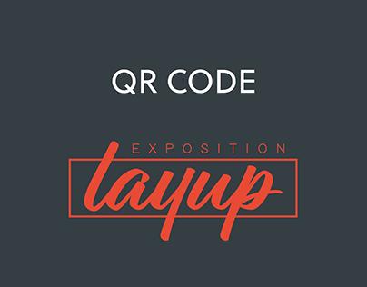 QR CODE EXPO LAYUP