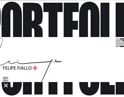 PORTFOLIO FELIPE FIALLO