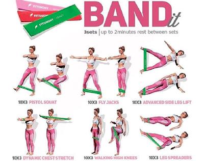 3D exercises