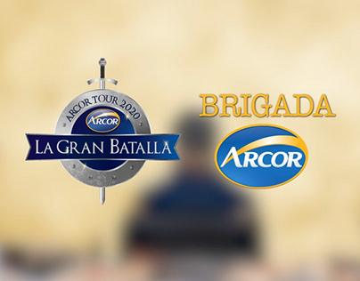 ARCOR TOUR 2020