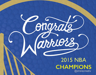 Warriors: 2015 NBA Champions