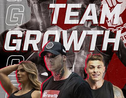 Companha Conheça o Team Growth