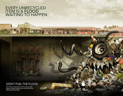 Anti-flood campaign