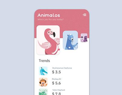 Animalos Animated Gif
