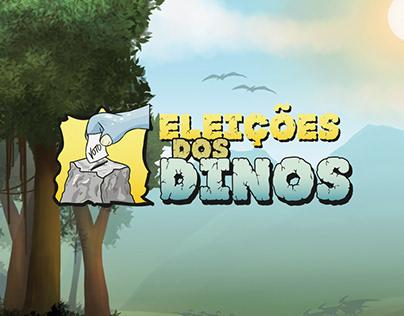 Eleições dos Dinos - Personagens