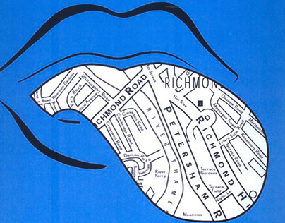 Carlton ITV - print campaign
