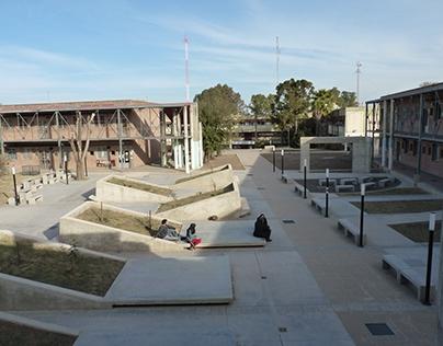 Plaza de la Militancia UNRC