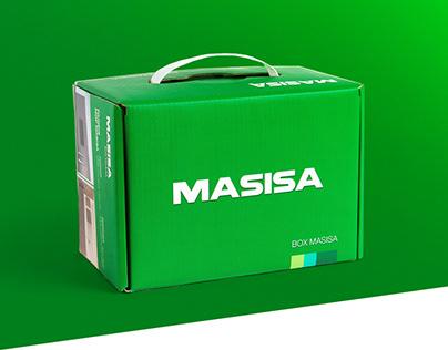 SAMPLE BOX MASISA