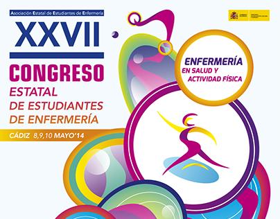 XXVII Congreso Estatal Estudiantes Enfermeria