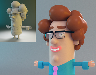 3D Characters for Animation