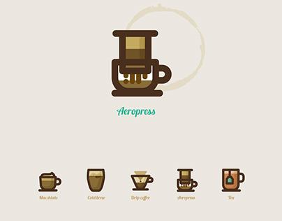 Dripapp Icons