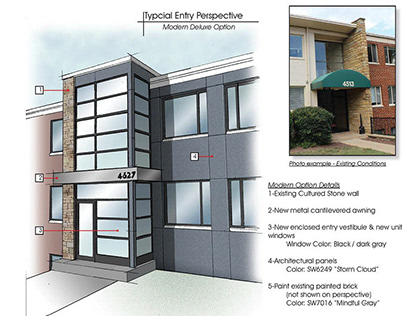 Property Repositioning - Virginia Area - 2014 proposed