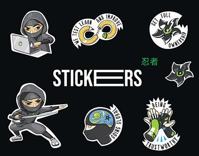 Sticker Pack Pricing Hero
