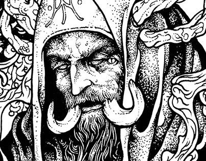 Ancient Ascendant (CD cover)