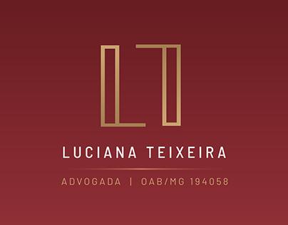 Logotipo - Luciana Teixeira