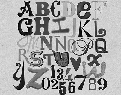 OldTown typeface