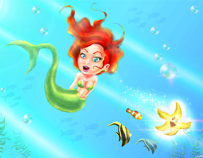 The Mermaid and Star