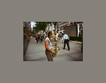 NYC • Fotografía Analógica