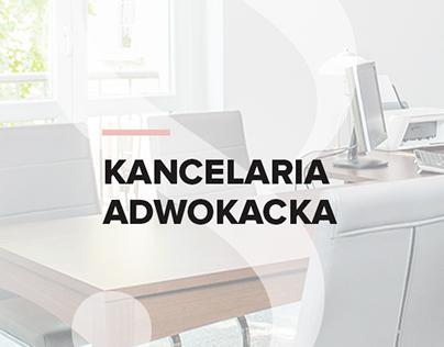 KANCELARIA ADWOKACKA website