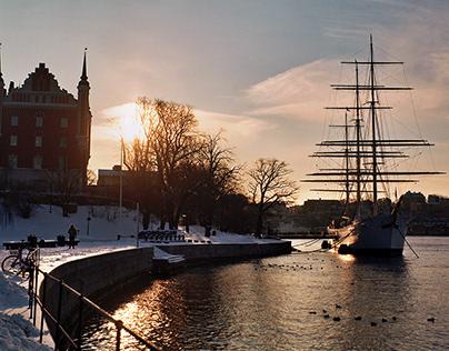 Carnet de voyage: STOCKHOLM