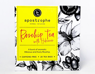 Apostrophe: Packaging Design