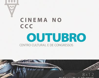 Centro Cultural de Congressos // CMAH // CINEMA