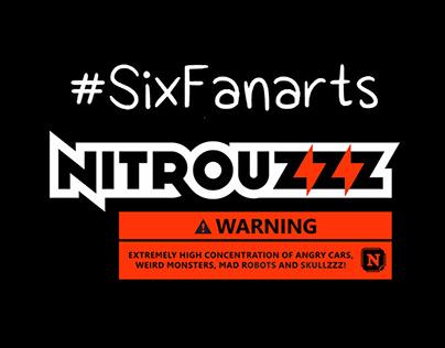 #SixFanArts