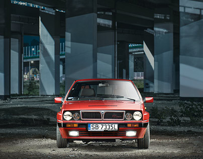 Lancia Delta HF Integrale by HILLSIDE Car Design