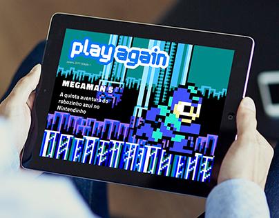 Play again | Revista digital