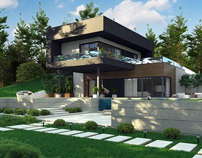 Zx97 - gotowy projekt domu