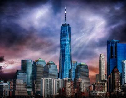NY Skyscrapers II