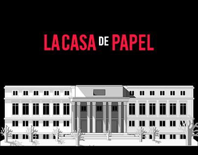 La Casa De Papel Opening Credits