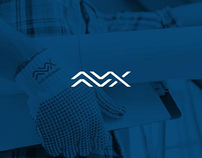AVX Engenharia - Corporate Identity