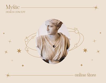 Mystic jewelry - online store