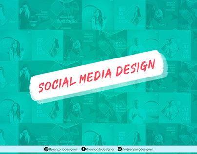 Social Media Design 2019 #1