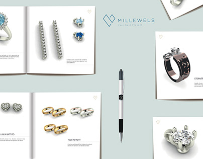 Catalogo e brochure Millewels