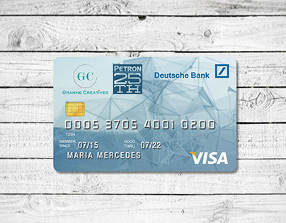 Company Credit Card Concepts