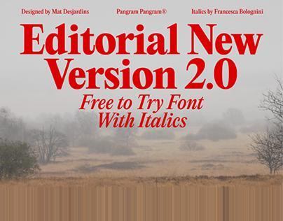 Editorial New v2.0