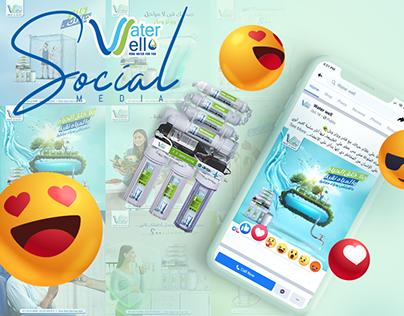 Social Media | Water Well
