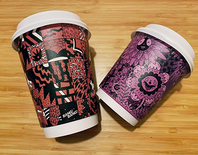 coffee to go cup design