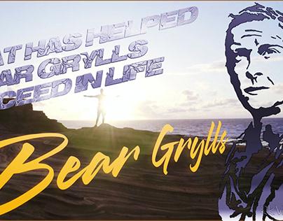 Bear Grylls Tribute by RKvFX