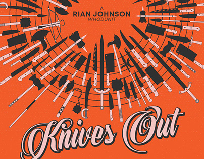 Knives Out: A Rian Johnson Whodunit