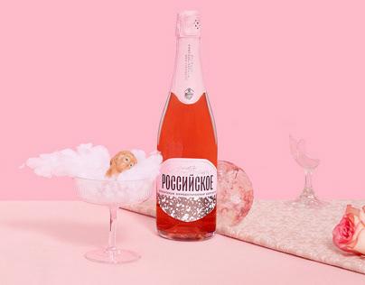 Russian shampagne