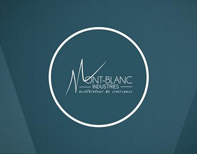 Présentation bilan Mont-Blanc Industries