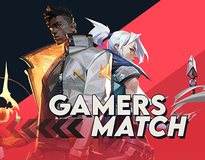 Revista GAMERS MATCH // ESTUDO