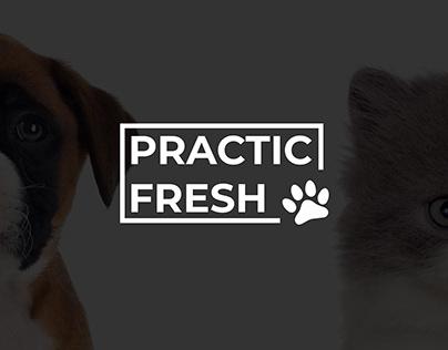 Packaging design concept for cat & dog food