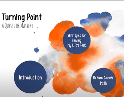 Turning Point: A Quest for Mastery