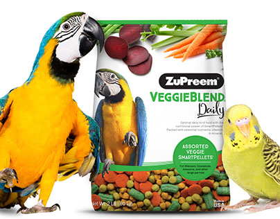 Zupreem - Pet Food Packaging