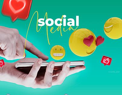 Social Media CMR